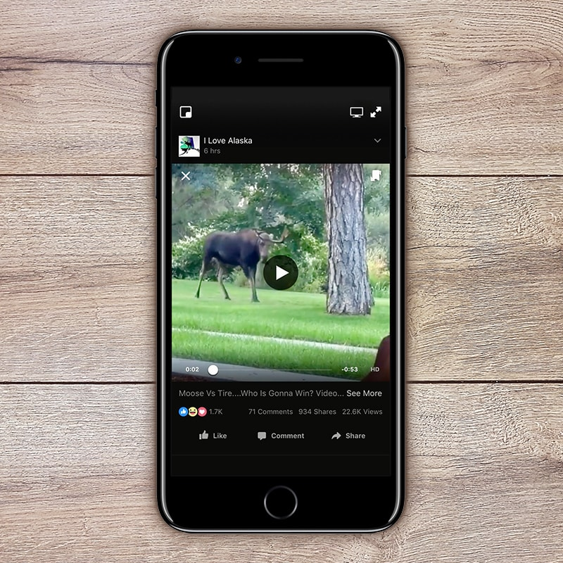 Mobile Video on Phone
